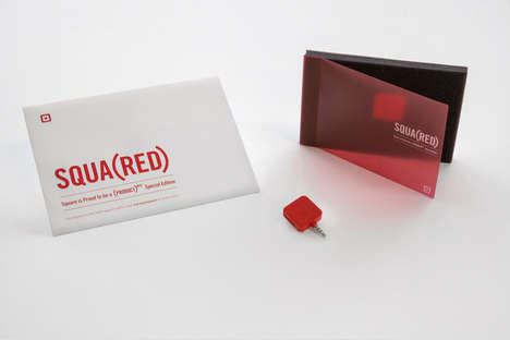 Charitable Card Readers - This Special Square Credit Card Reader Supports the Fights Against AIDS