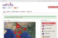 Crowdsourced Public Abuse Reports - Safecity is Attempting to Map Unsafe Spaces in Indian Cities