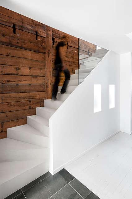 Minimalist Wooden Homes