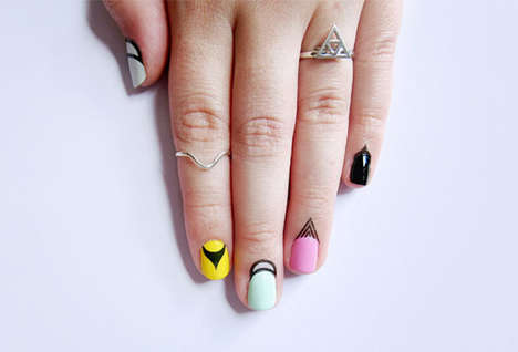 Expanded Nail Art Designs