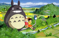 Anime Easter Eggs - This Totoro Easter Egg Perfectly Captures the Spirit of the Movie