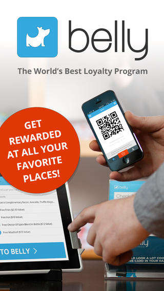 Exclusive In-Store Reward Apps