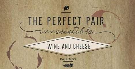 Wine Pairing Infographics
