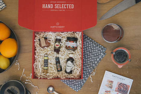 Curated Artisan Ingredient Boxes
