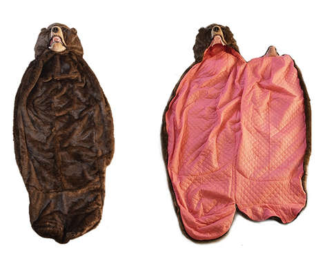 Digestive Grizzly Sleeping Bags