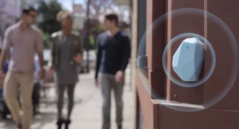 Futuristic Shopping Beacons