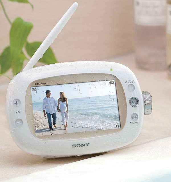 Floating Waterproof Portable TVs