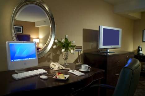 Product Placement in Hotels