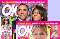 Politicians on Tabloid Covers