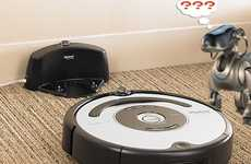 Robot Pet Vacuums - The Roomba Pet Series