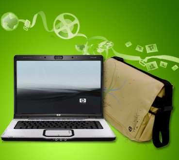 Green Notebook Packaging