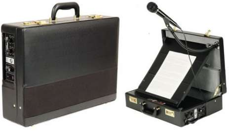 The Orator Briefcase for Impromptu Speeches