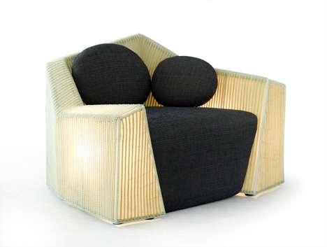 Iceberg Inspired Chairs