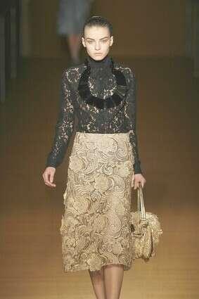 Economic Insight Through Fashion