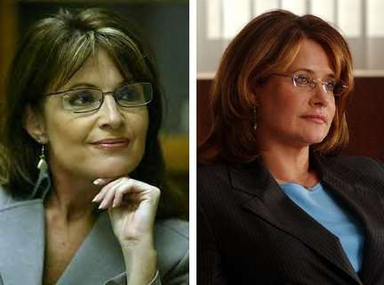 Sarah Palin Lookalikes - Tina Fey, Peggy Hill & Other Sightings