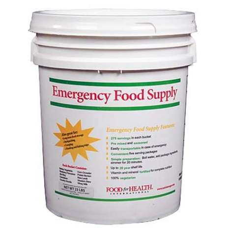 Outlandish Emergency Food Kits
