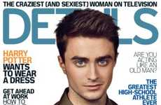 Teenage Stars as Drag Queens - Daniel Radcliffe Asipirations in Details