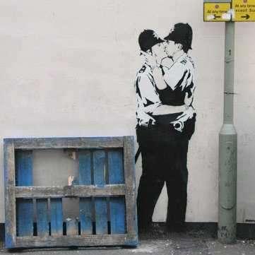 14 Reasons to Love Banksy