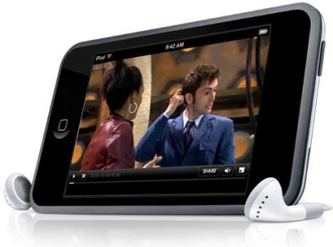 Portable TV Shows