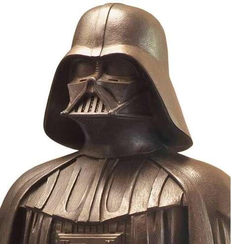 $18,000 Star Wars Statues