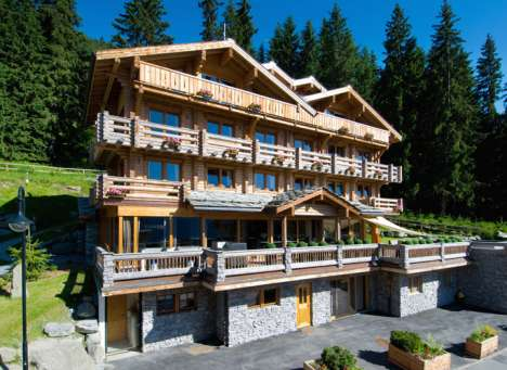 Chic Alpine Chalets - The Verbier Lodge