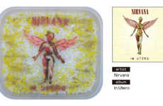 Edible Album Covers (UPDATE) - Bento Box Art