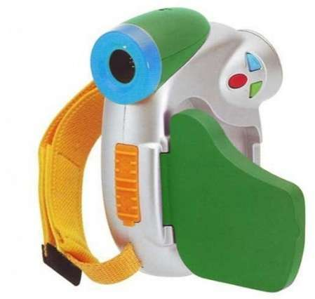 Kid-Friendly Videography - The Digital Concepts Crayola Digital Camcorder