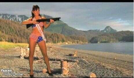 Sarah Palin Parodies Continue