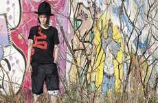 Graffiti Girl Editorials