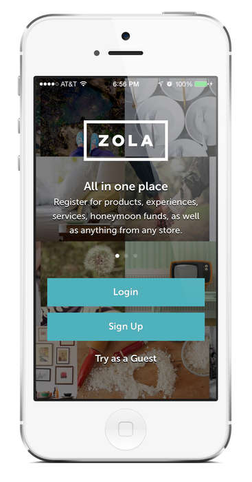 Effortless Wedding Registry Apps