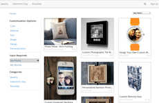 Product Customization Platforms - Hatch's Compass Shows the Many Ways You Can Personalize Items