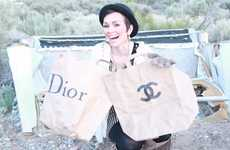 Shopping Video Spoofs - The 'Haul Video' from Kandee Johnson Pokes Fun at Showing Off Purchases