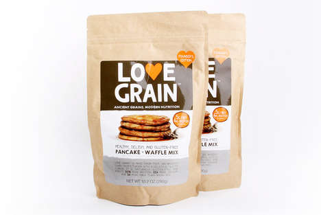 Gluten-Free Pancake Mixes