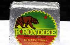 Cannabis Ice Cream Bars - The Krondike Bar is a Delicious Ice Cream Treat With an Special Ingredient