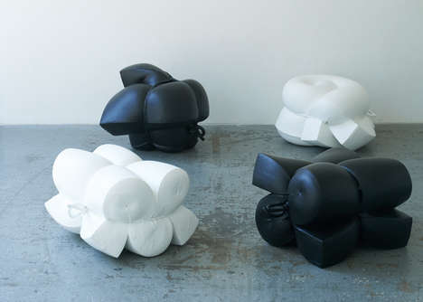 Twisted Sponge Seating