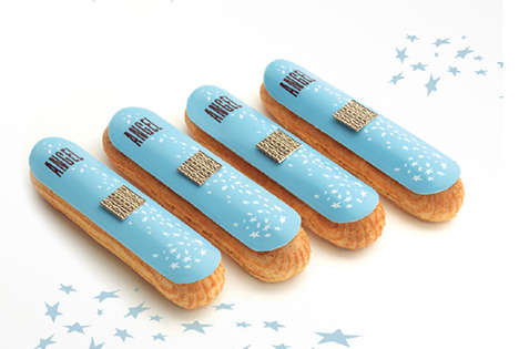 Fauchon's New Eclair Resembles the Iconic Thierry Mugler Perfume