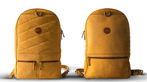 Two-Sided Backpacks