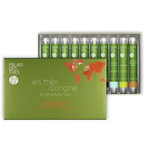 Worldly Tea Gift Sets