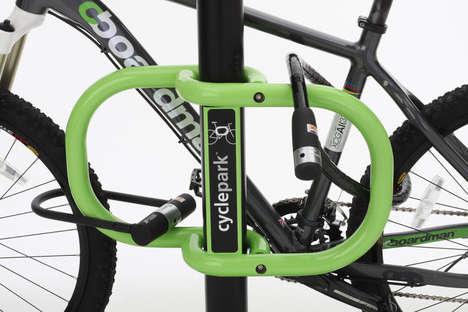Bike Post Parking Gadgets