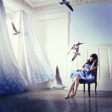 Mystical Floating Photography