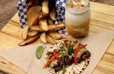 Upscale Taco Eateries - The US Taco Co. is Taco Bell's Version of a High-End Taco Restaurant