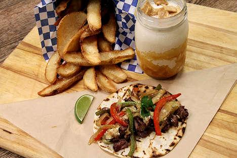 Upscale Taco Eateries