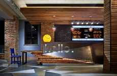 Local Spirit Hostel Designs - The Generator London Hostel Received a Revamp