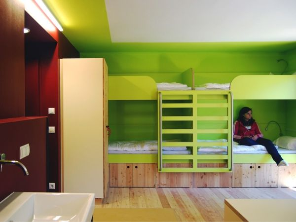 13 Hip Hostel Designs