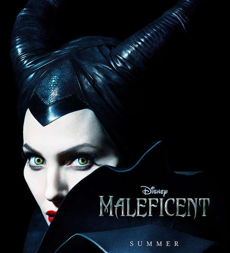 Crow's Nest Created Maleficent Jewelry for the Disney Movie's Release