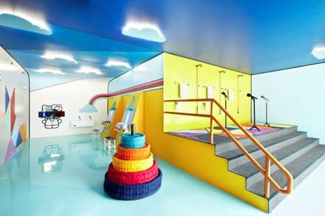 Playroom Therapy-Focused Interiors