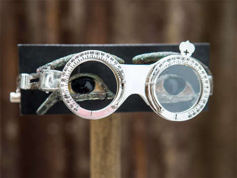 Eye-Testing Glasses
