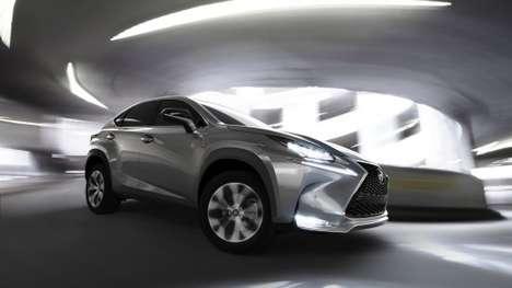 Turbocharged Luxury Crossovers
