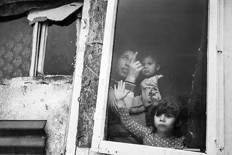 Impoverished Romanian Photos