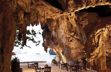 Beachside Cavernous Dining